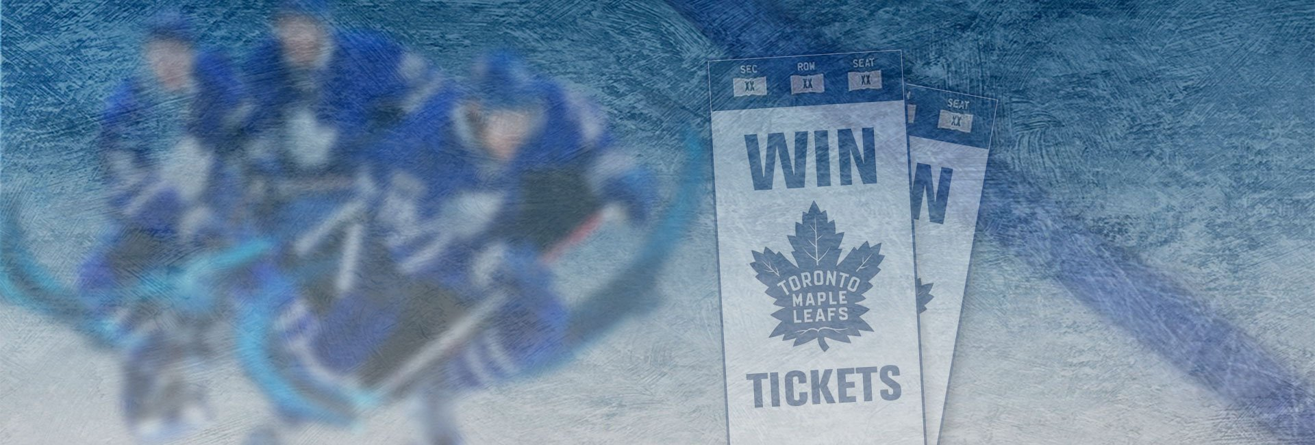 Activate your QCC Membership to Win a pair of Toronto Maple Leafs tickets