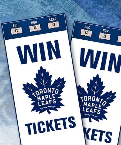 Win-Toronto-Leafs-Tickets