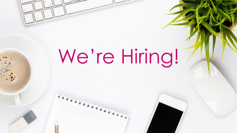 Job Posting: Digital Marketing and Communications Coordinator